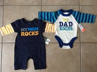 Infant 0-6 month clothing Guelph, N1K 1Y7
