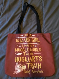 Harry Potter reusable bag Adjala-Tosorontio, L0M 1J0