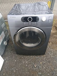 Samsung heavy duty dryer works good free delivery 6 month warranty Washington, 20019