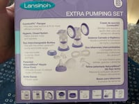 Lansinoh breast pump and parts  Henderson, 89015