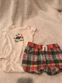 3 month outfit  2388 mi