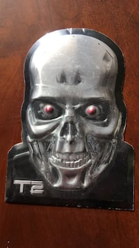 Terminator tin sign  Fairfax, 22033