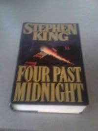 Four Past Midnight by Stephen King book St. John's, A1S 1L7