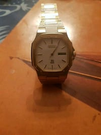 Seiko watch.need battery  North Vancouver, V7N 2G3