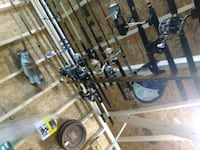 Fishing  rod and reel combos Raleigh, 27603