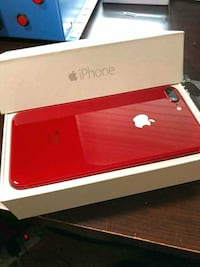 Red iPhone 8plus for sale  Montgomery County, 20860