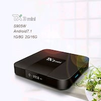 Android tv box.  2g 16g BRAND NEW  Breslau, N0B 1M0
