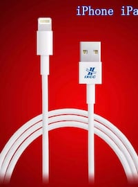 New 10ft lightning to USB iPhone iPad charging cable  Toronto, M9L 2H8