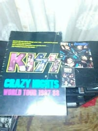 KISS : CRAZY NIGHTS BUNDLE Harris County, 31808