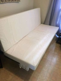 2 Sofa and bed  The two are together 300$ Hamilton, L9C 1X9