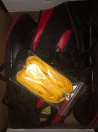 Black red and yellow Jordan retro ones size 9 New Iberia, 70560