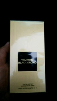 Tom for black orchid new In box 50ml Victoria, V8Y 1S8