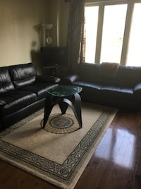 2 leather couches moving sale. $ 1000 for both  Whitchurch-Stouffville, L4A 0V2