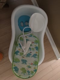 baby's white, blue, and green bather Ocala, 34470