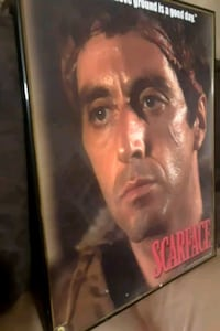 Picture frame of Scarface San Antonio, 78207