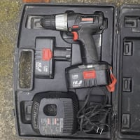 Craftsman 16.8 VOLT  Good Condition Burnaby