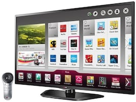 "LG 47"" Smart Tv, WiFi, HDMI, Firm Price"