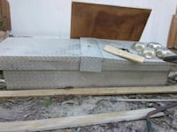 Tool box for a Chevy truck  DeFuniak Springs