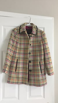 coach trench coat colorful vintage xs North Charleston, 29406
