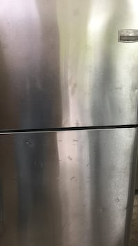 stainless steel top-mount refrigerator Lawrence, 01840