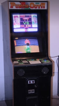 Punch out arcade cabinet  Cranston, 02920