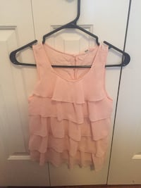 Pink H&M top Coquitlam