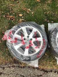 Acura TSX Michelin Tires and Rims  Mississauga, L5C