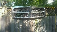 Front grill for Dodge Ram Hamilton
