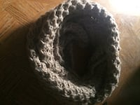 Large Knit Infinity Scarf Burlington, L7T 3Z1