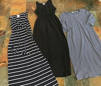 OLD NAVY & NEW RECRUIT maternity dresses SIZE M San Antonio, 78258