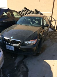 2007 BMW 323i base  Mississauga