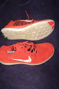 Nike free run fly knit size 8.5 Burnaby, V5H