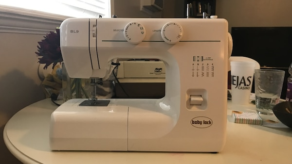 Used Sewing Machine Baby Lock BL40 For Sale In West Jordan Letgo Simple Babylock Bl9 Sewing Machine