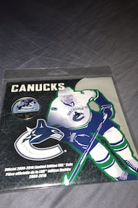 Limited edition Canucks 50 cent coin  Coquitlam, V3K 6P7