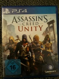 Assassins Creed Unity (PS4 Spiel)