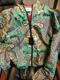 Gucci jacket new with tags  Burnaby, V5B 4T5