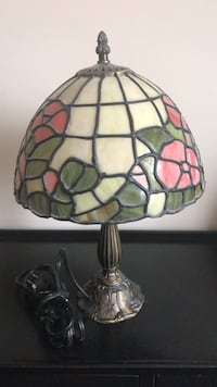 black and green table lamp Alexandria, 22310