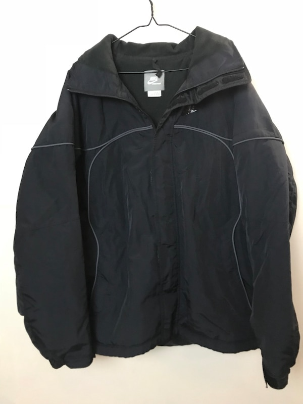 c8f5e906452d Used Nike Winter jacket layered Full-zip for sale in Brampton - letgo