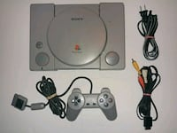 Sony PlayStation with 4 Racing/Sports Games Imperial, 92251