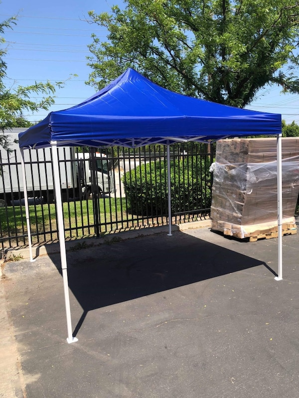 Pop Up Canopy Tent >> 10x10ft Pop Up Canopy Tent Available In Different Colors