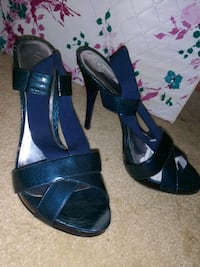 Carlos heels - size 11 Chesterfield