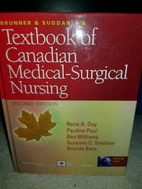 NURSING TEXTBOOK Edmonton