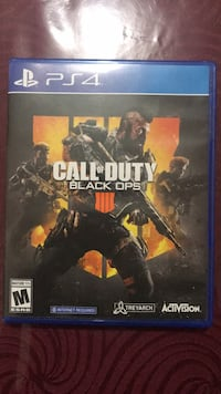 Call of Duty: Black Ops  4 PS4 Paterson, 07522