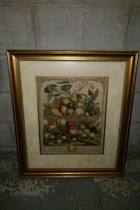 brown and green floral painting Brentwood, 37027