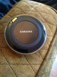 black sapphire Samsung wireless charging pad Independence, 64056
