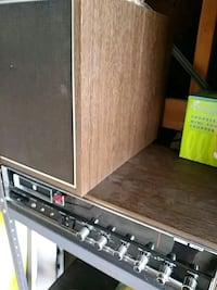 Stereo with 2 speakers