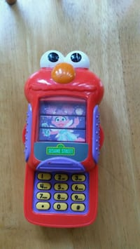 red and blue Vtech learning toy Los Angeles, 91411