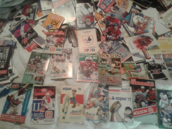 football trading card lot