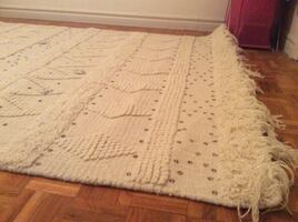 NEW 8'x10' Hand-Tufted Wool Rug