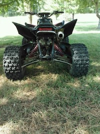 black and red all-terrain vehicle Dickson, 37055